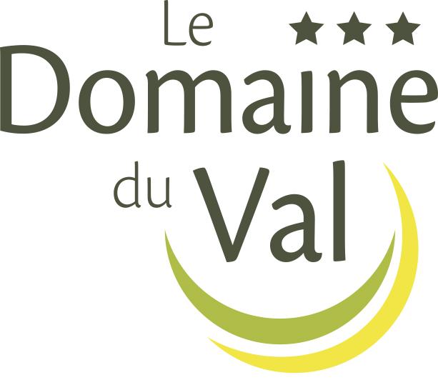 logo Le Domaine du Val - labellucie