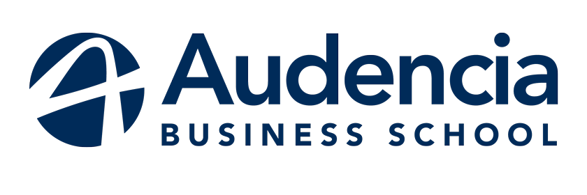logo Audencia Business School - Label LUCIE