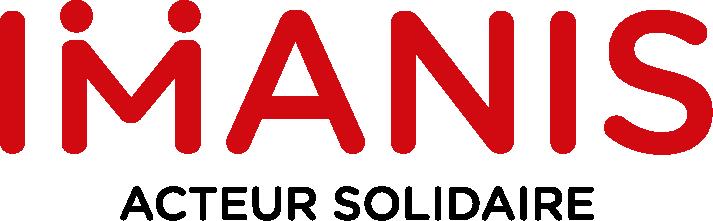Logo Imanis acteur solidaire labellisé LUCIE
