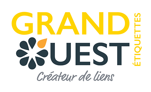 Logo Grand Ouest Etiquette - Label LUCIE