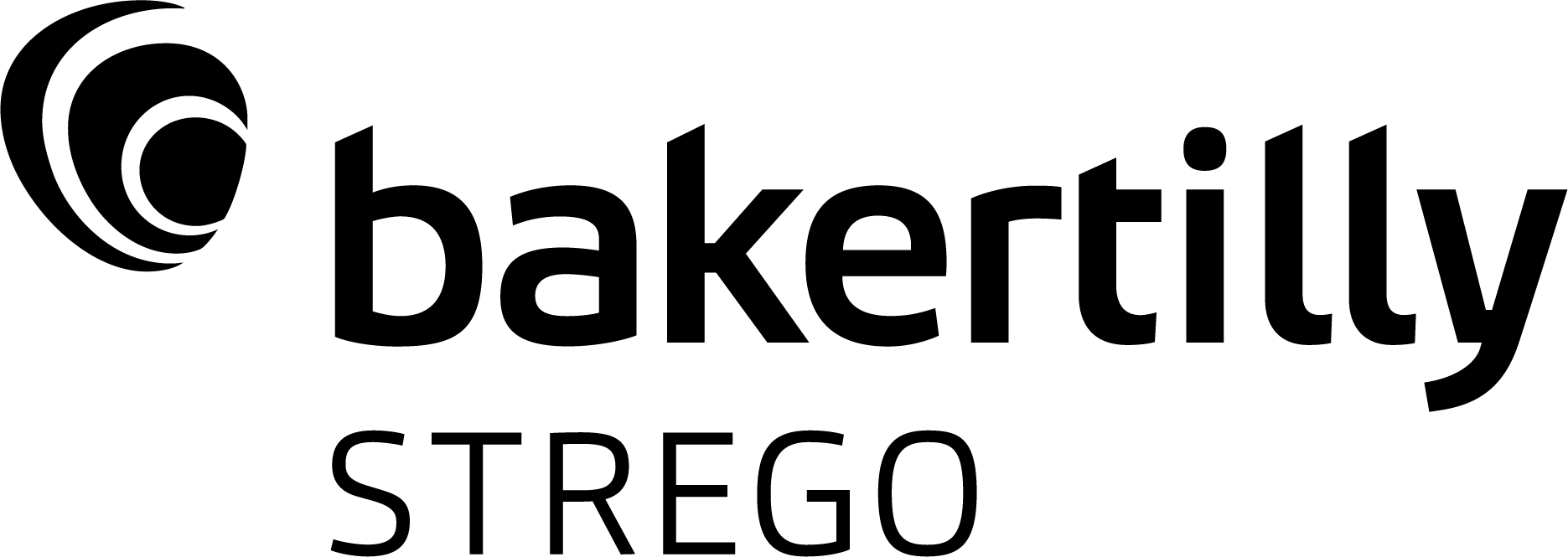 Logo Bakertilly Strego - Label LUCIE