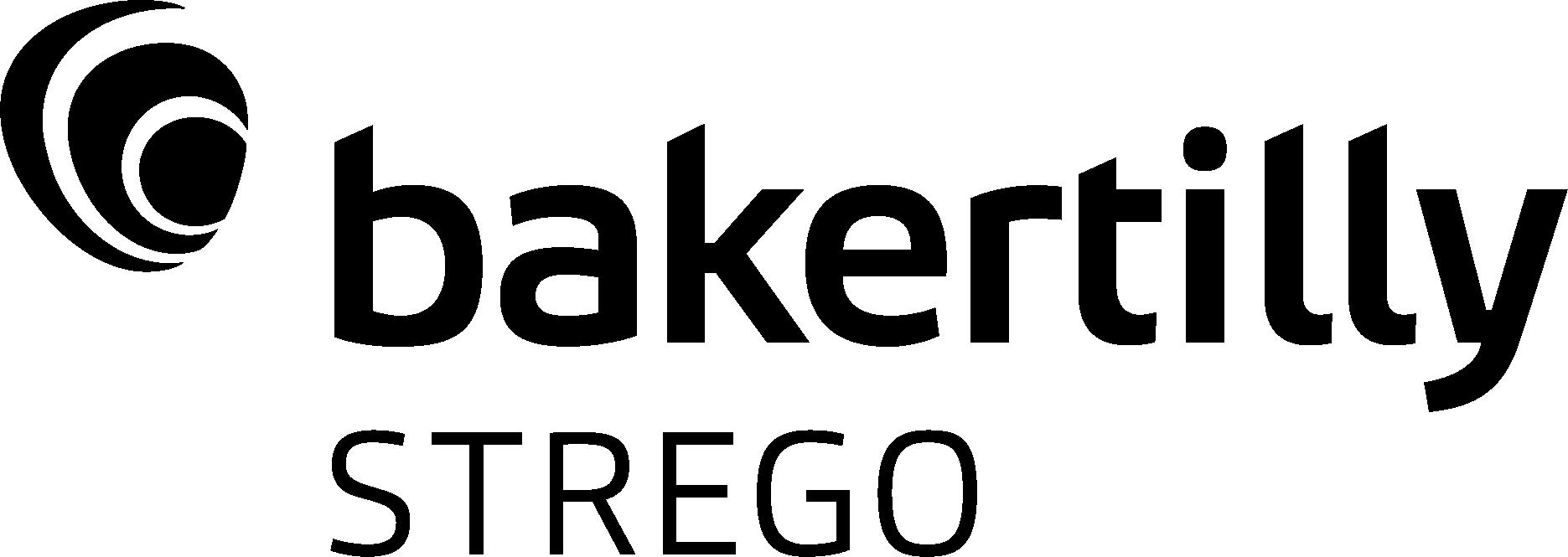Logo Bakertilly Strego - Label LUCIE