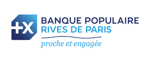 Logo Banque Populaire Rives de Paris - Label LUCIE