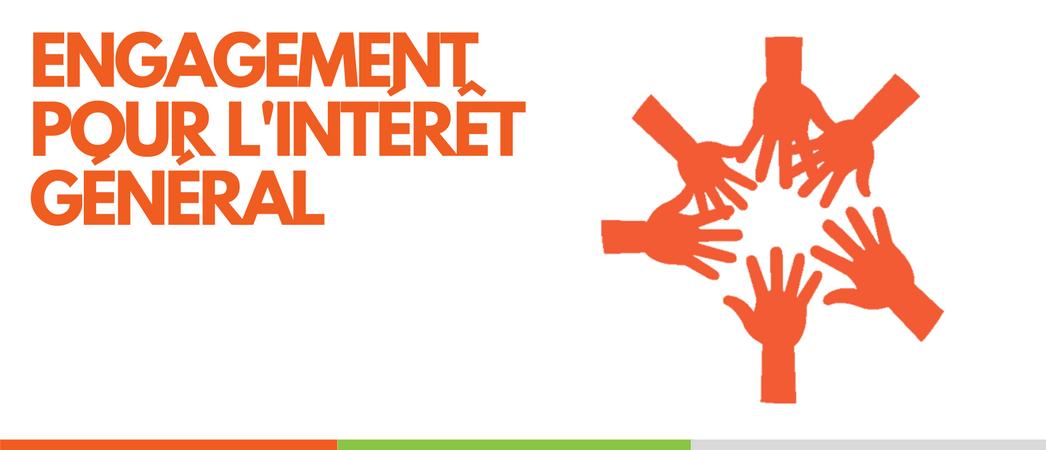 Engagement pour l'interet général et contribution au développement local - ISO26000 - RSE - Label LUCIE