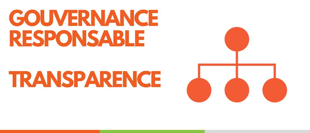 Gouvernance responsable et transparence - ISO 26000 - RSE - Label LUCIE