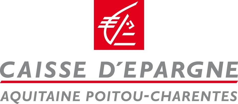 Logo de la Caisse d'Epargne Aquitaine Poitou-Charentes - Label LUCIE