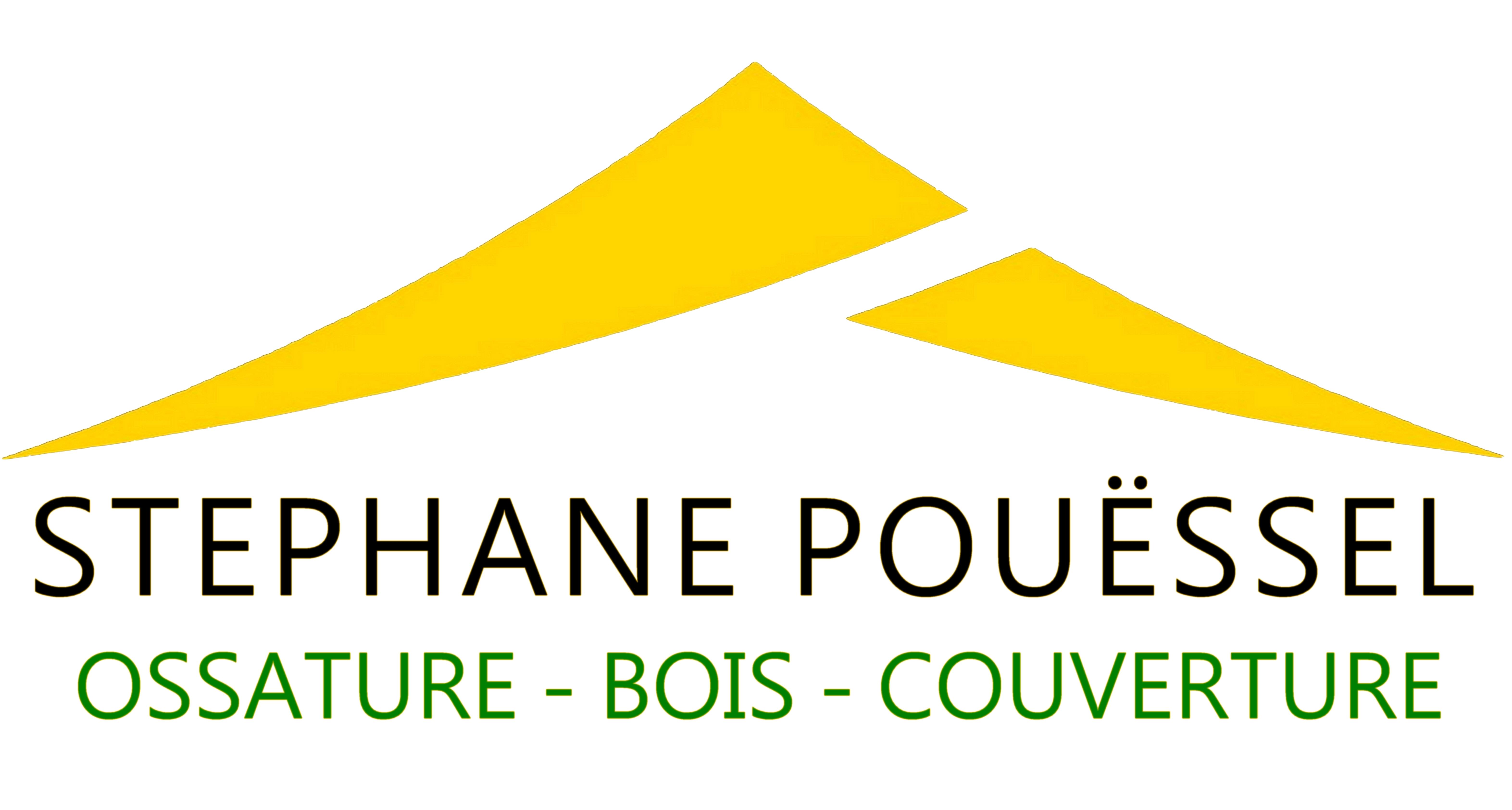 Logo Stephane Pouëssel - Ossature - bois - couverture - Label LUCIE