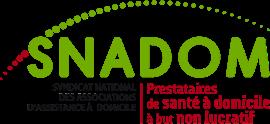 Logo SNADOM - Label LUCIE