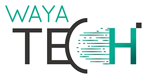 Logo Waya Tech - Label LUCIE