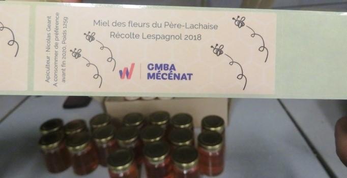 Etiquette pot de miel GMBA-Mecenat-preuve-engagement2-Label-LUCIE