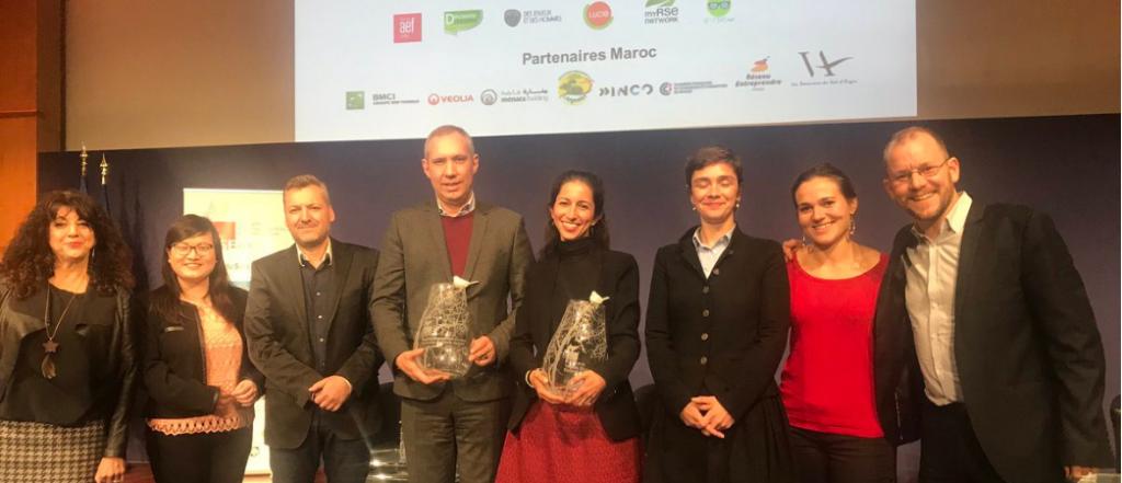 Trophées défis RSE 2018 - candidats et lauréats - Label LUCIE