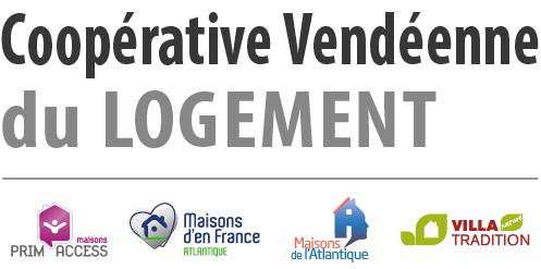 Logo Cooperative Vendéenne du Logement - Label LUCIE