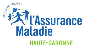 Logo CPAM Haute Garonne - Label LUCIE