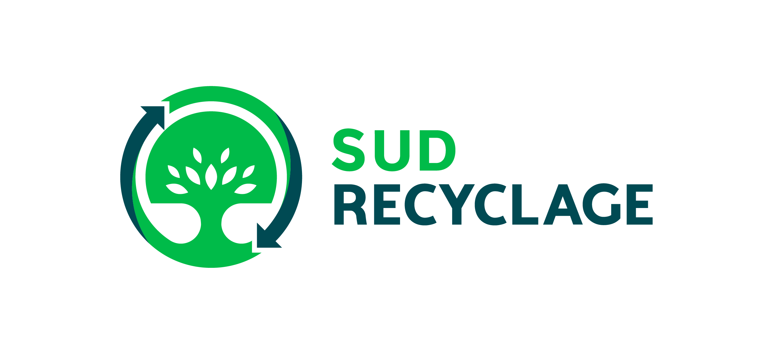 Logo Sud Recyclage - Label LUCIE