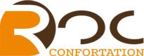 Logo Roc Confortation - Label LUCIE