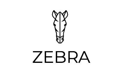 logo Zebra Production - Label LUCIE