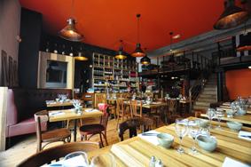 Restaurant labellisé RSE-labellucie