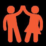 Picto conditions et relations de travail ISO26000 - Label LUCIE