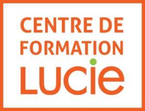 Logo centre de formation LUCIE - Label LUCIE