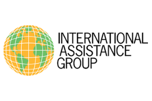 Logo Iinternational Assistance Group - Label LUCIE