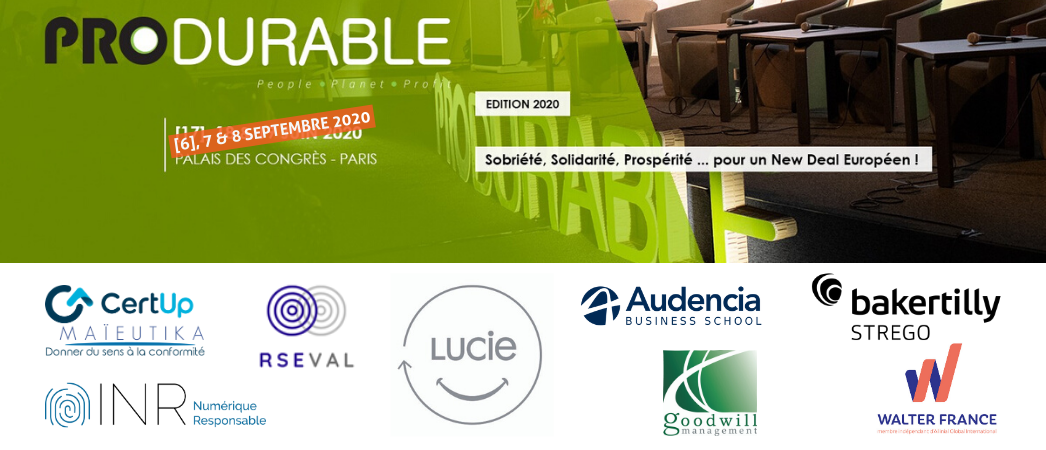 Salon PRODURABLE - Label LUCIE