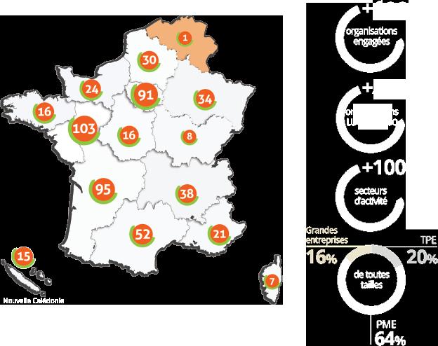 Infographie communauté LUCIE 2020 - Label LUCIE