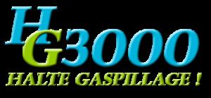 Halte Gaspillage logo