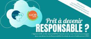 Devenir responsable avec LUCIE et la MAPES