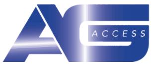 logo AG access label Envol
