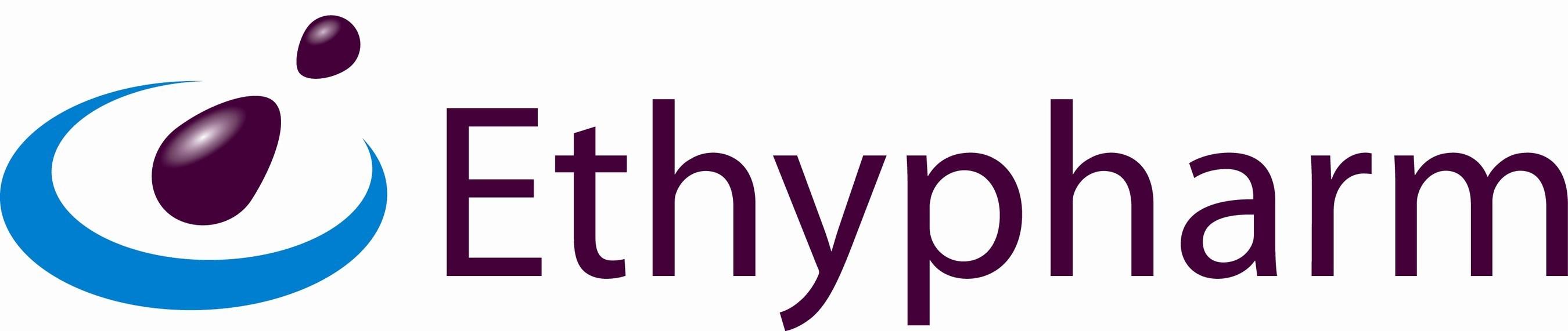 Logo ETHYPHARM LUCIE