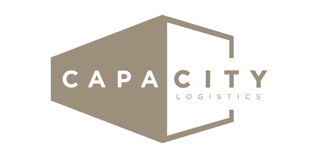 Logo Capacity Logistics pour labellucie